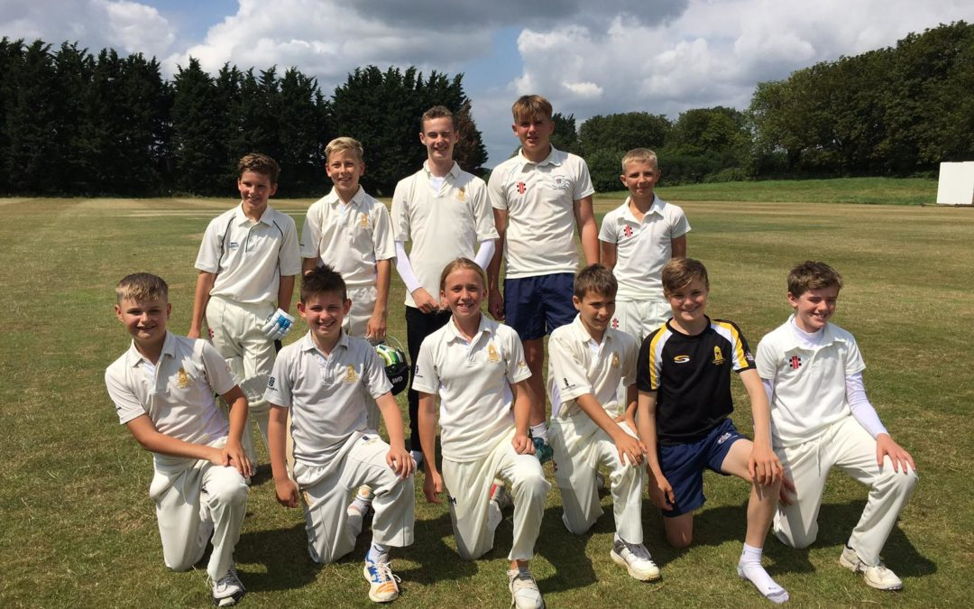 Gloucestershire Youth Cricket League successes for Hatherley & Reddings, Dumbleton and Cheltenham