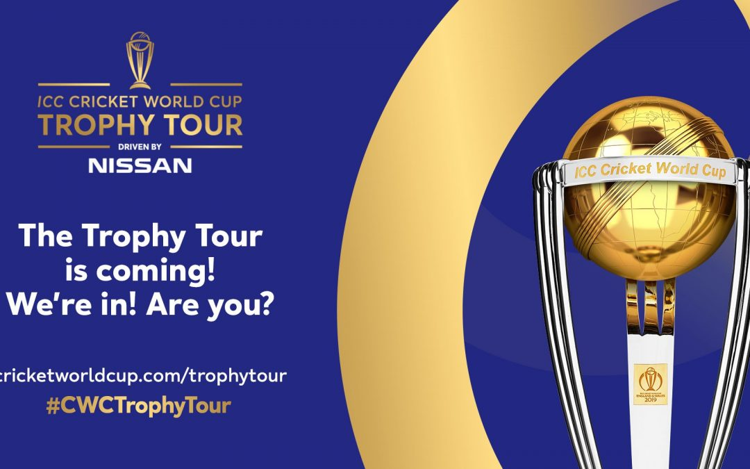World Cup trophy to appear at St Mark's Rd Festival – with video.