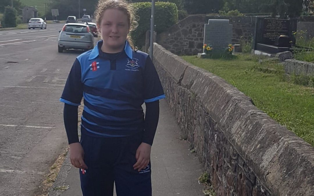 Lucy shines for Under-13 Girls Development squad
