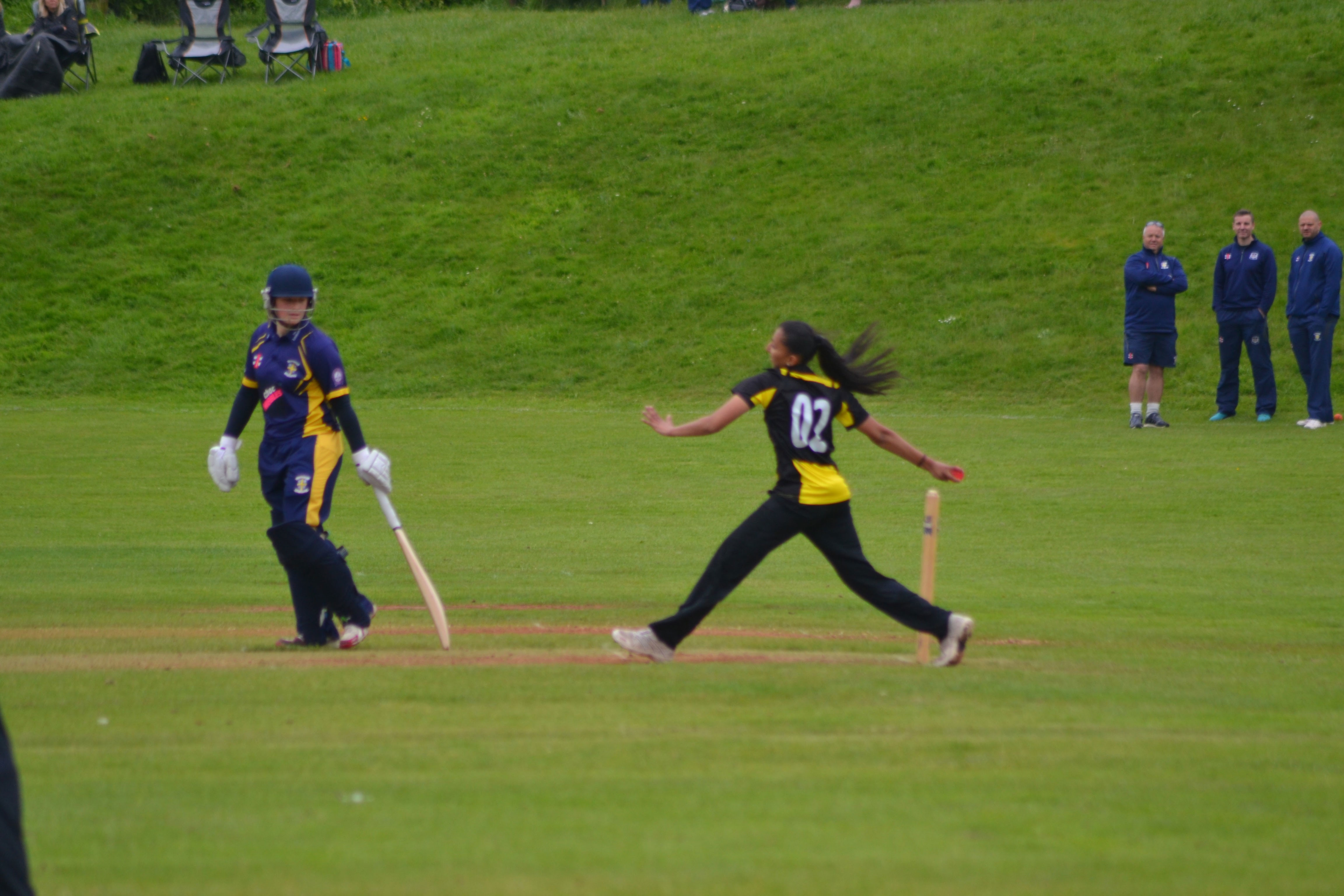 Khan in the wickets as Glos Women defeat Durham
