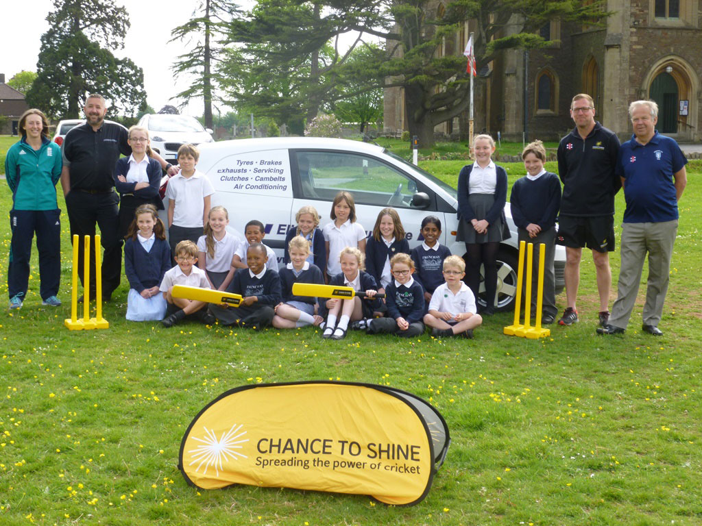 New partnership will help Frenchay expand its junior section