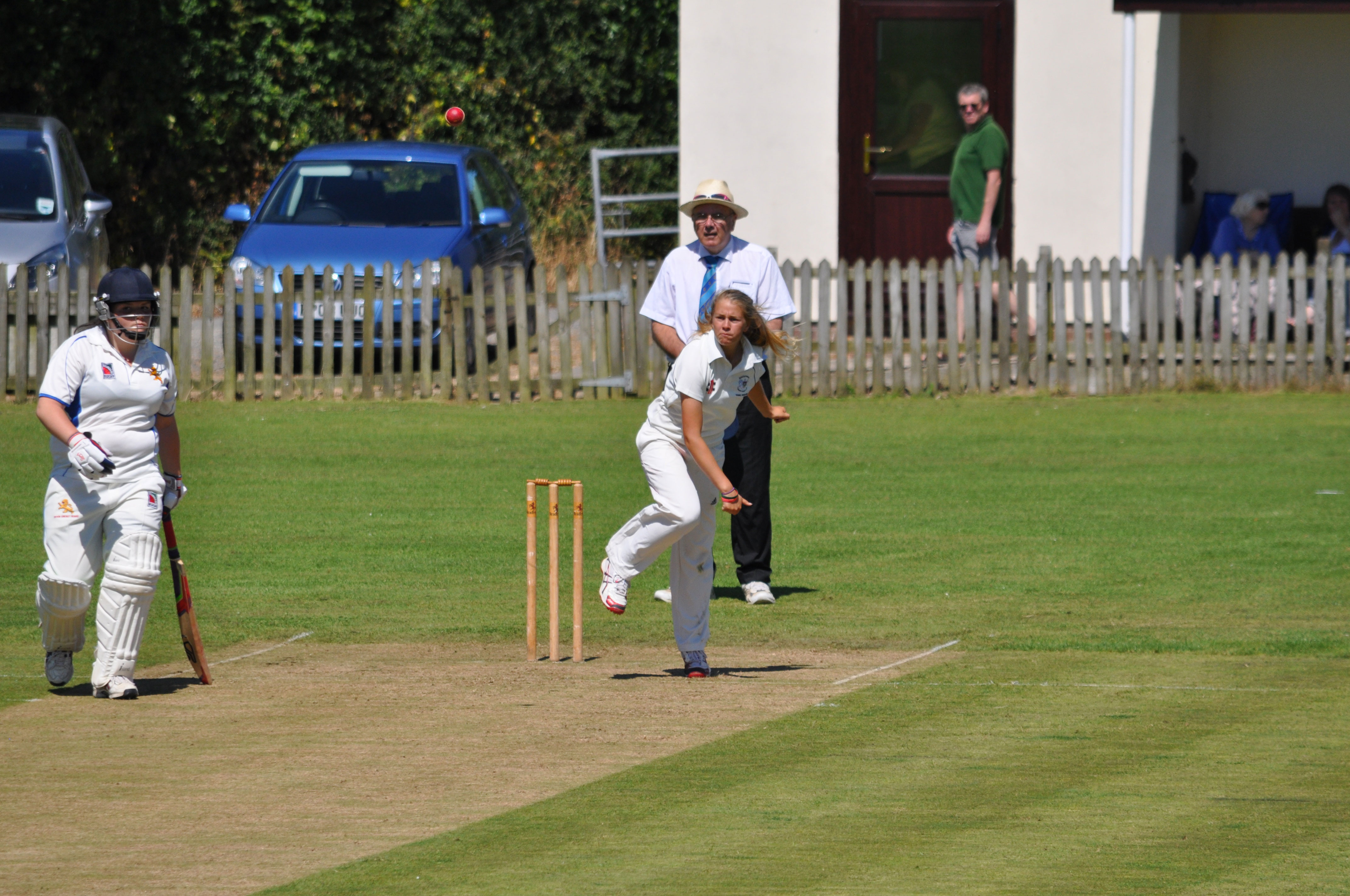 County match reports – week ending July 11