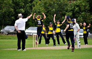 Glos Women seal T20 promotion with emphatic double win
