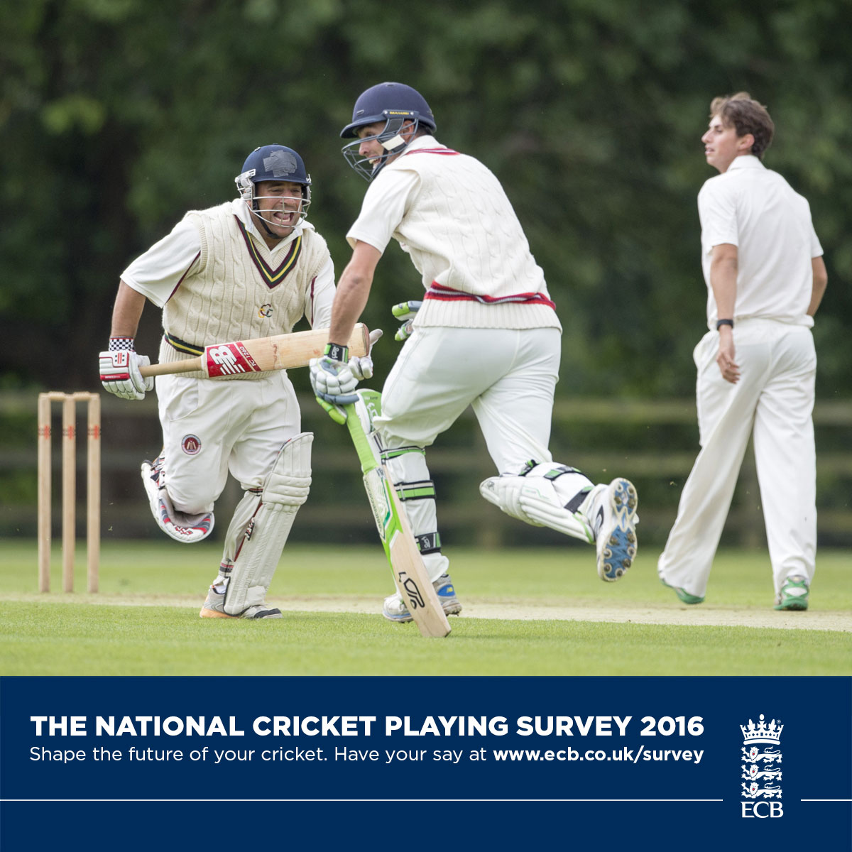 Take the National Cricket Playing Survey and have your say on the future of cricket