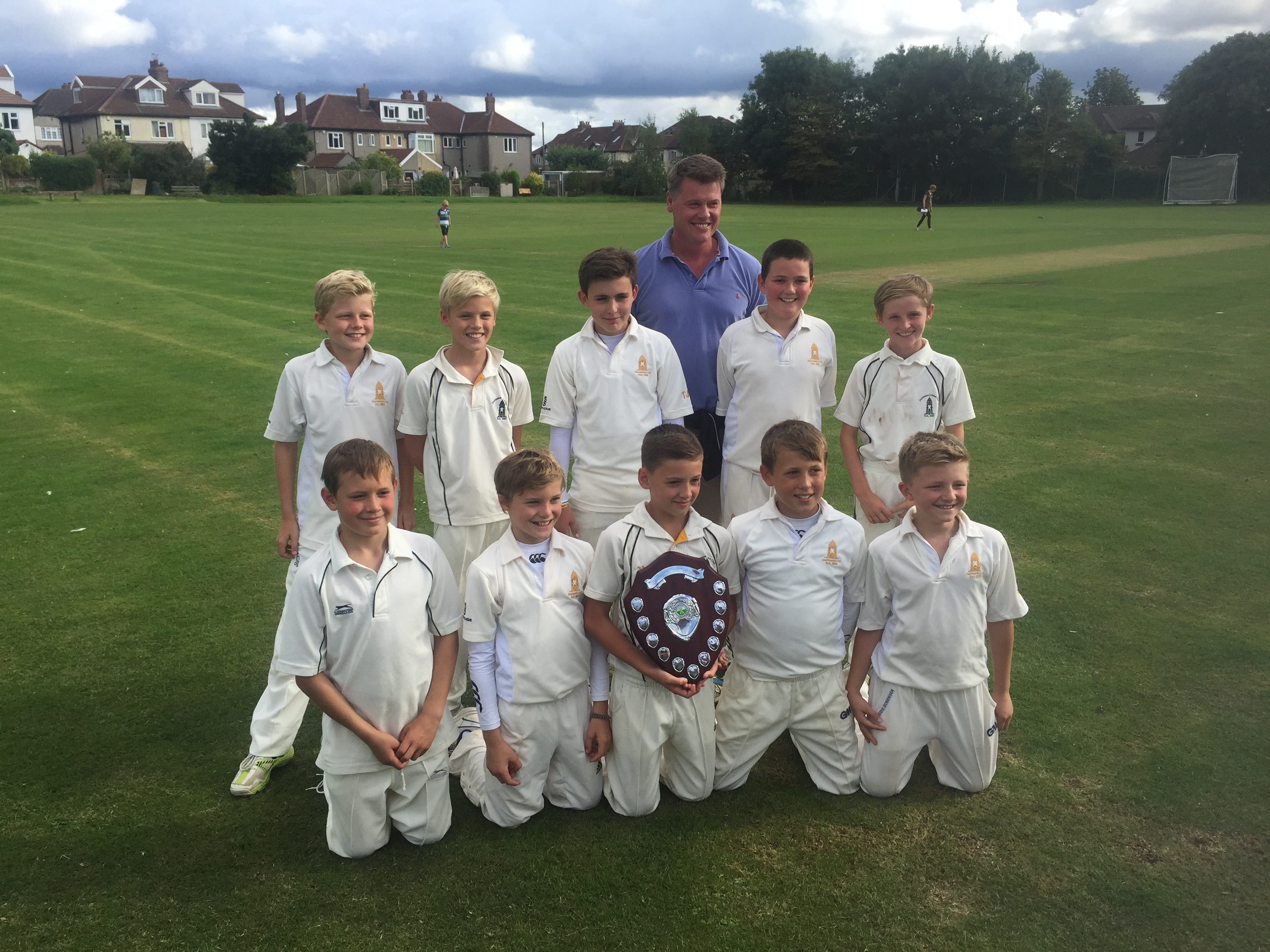 Dumbleton and Bristol YMCA claim one title each in GYL final double-header