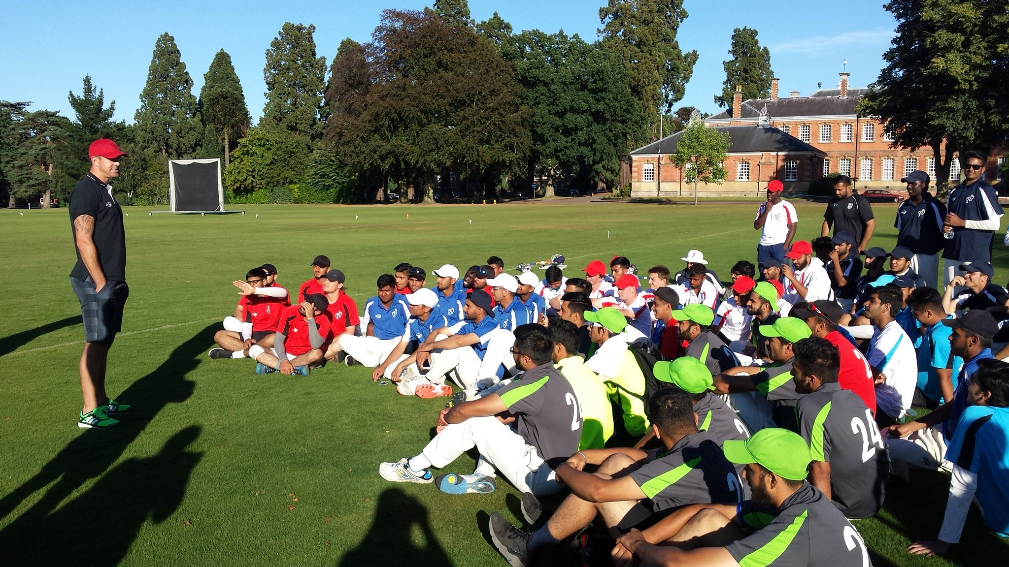 Listen to Theo Gordon & Sid Khan talk about their experience at the Kevin Pietersen camp