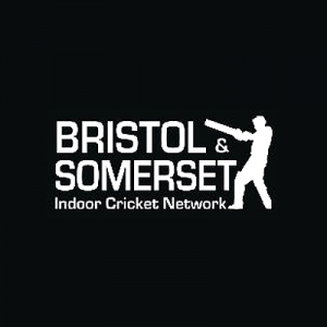 Indoor Cricket Net (Logo)