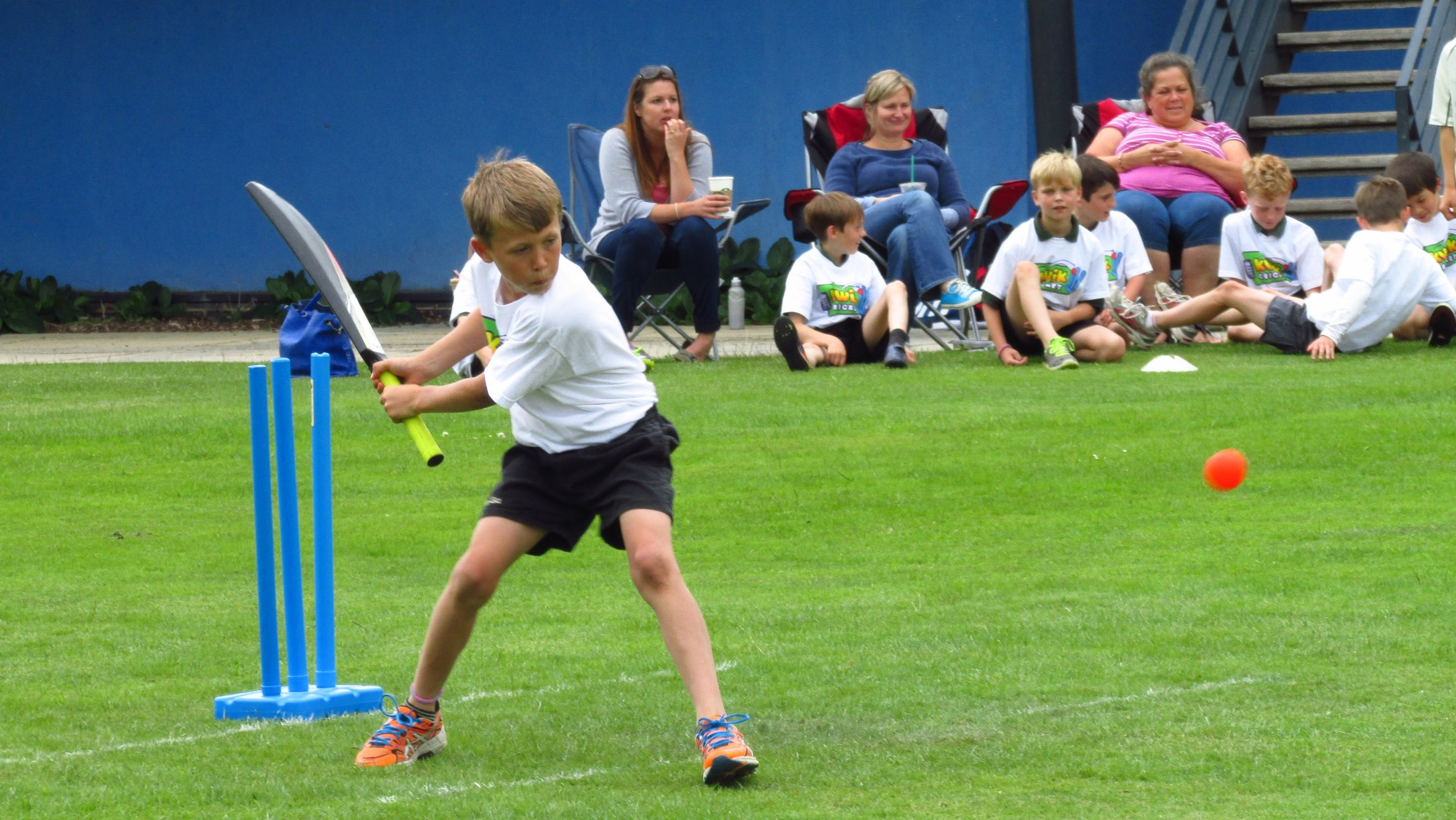 Clubs asked to express interest in new ECB programme for 5-8-year-olds