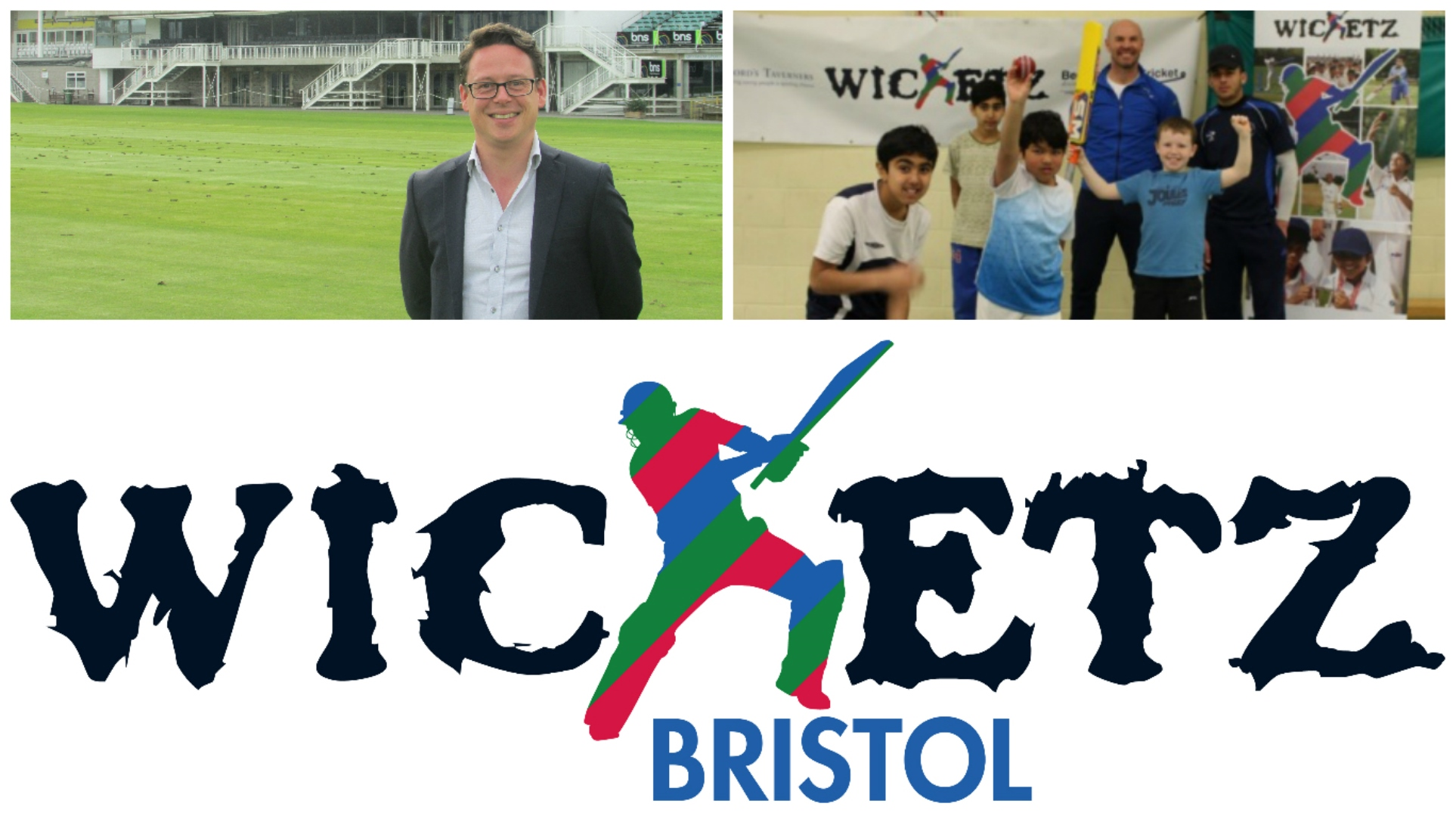 Bristol Wicketz project provides free kids cricket sessions