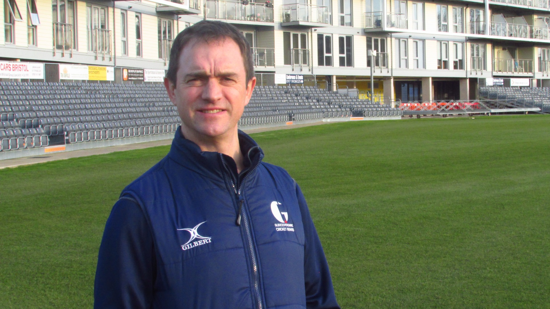 Hancock takes over Glos Academy as part of new Head of Talent Pathway role (with radio interview)