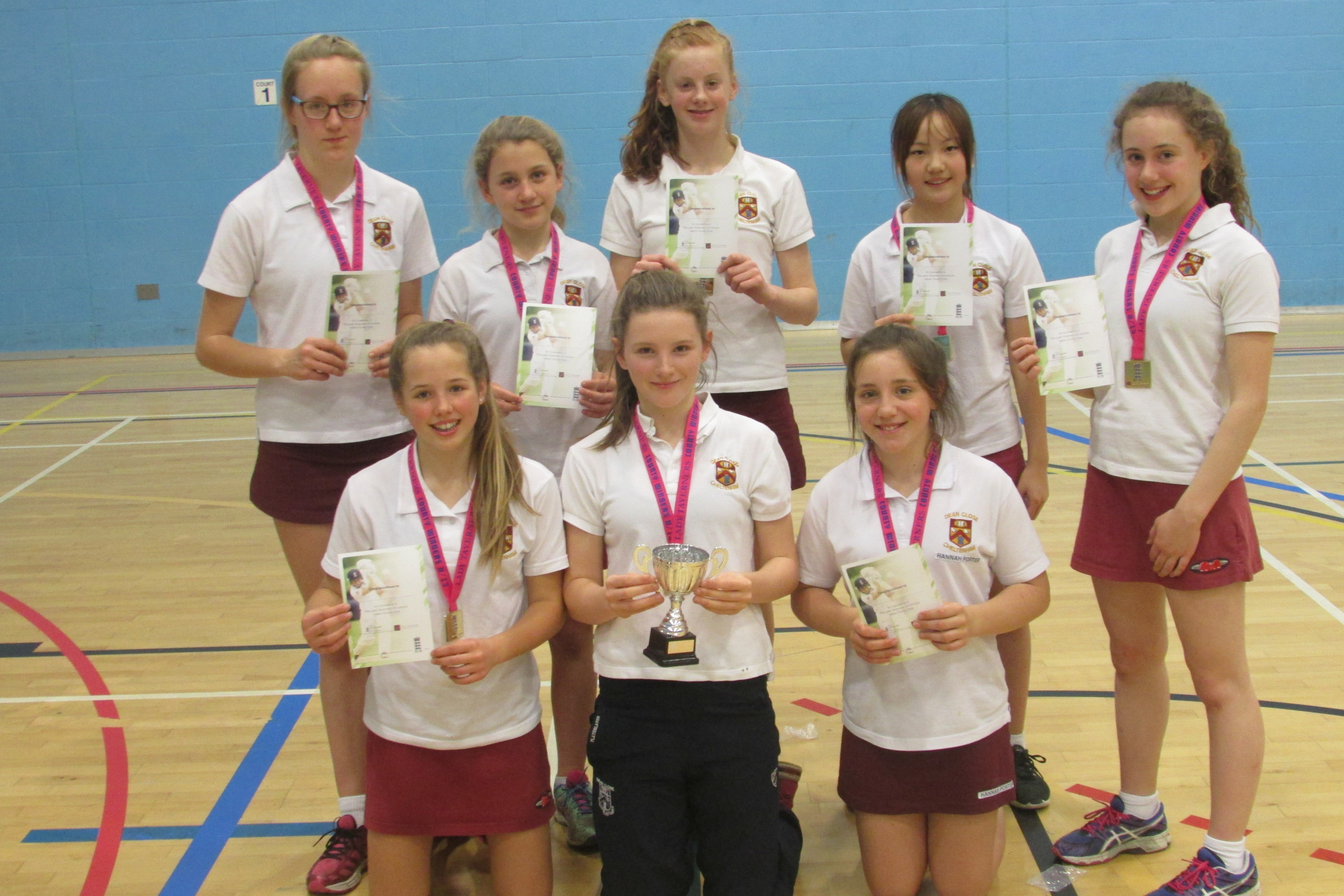 Dean Close and Cheltenham College through to Lady Taverners regional rounds – with video