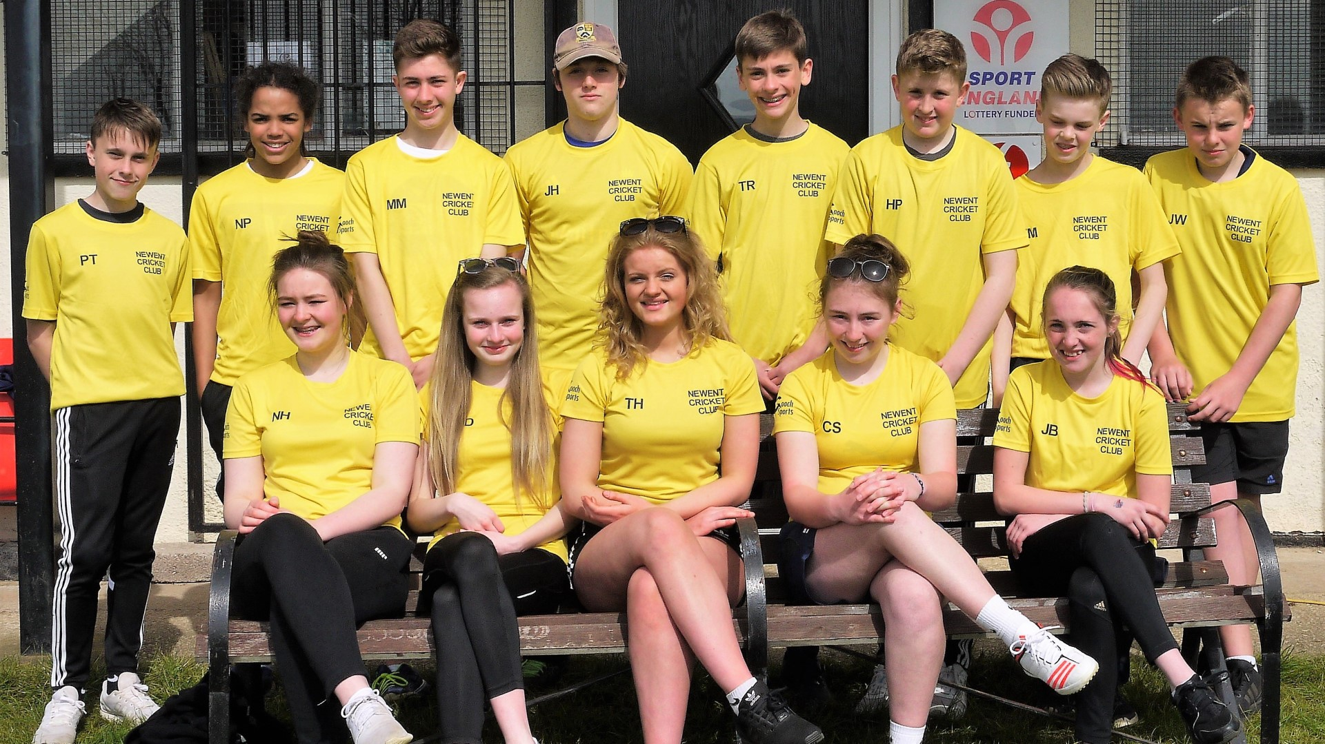 Newent youngsters to help with junior coaching after Activators course