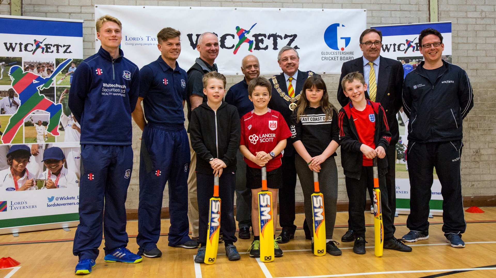 Freemasons grant helps bring cricket to young people in Bristol