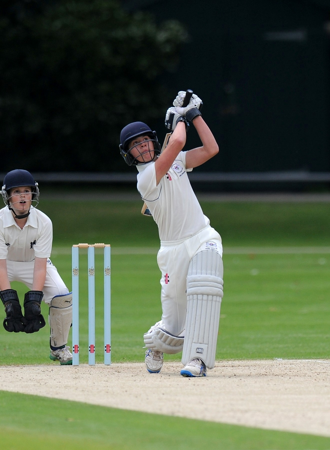 Will (13) hits WEPL century for Frocester