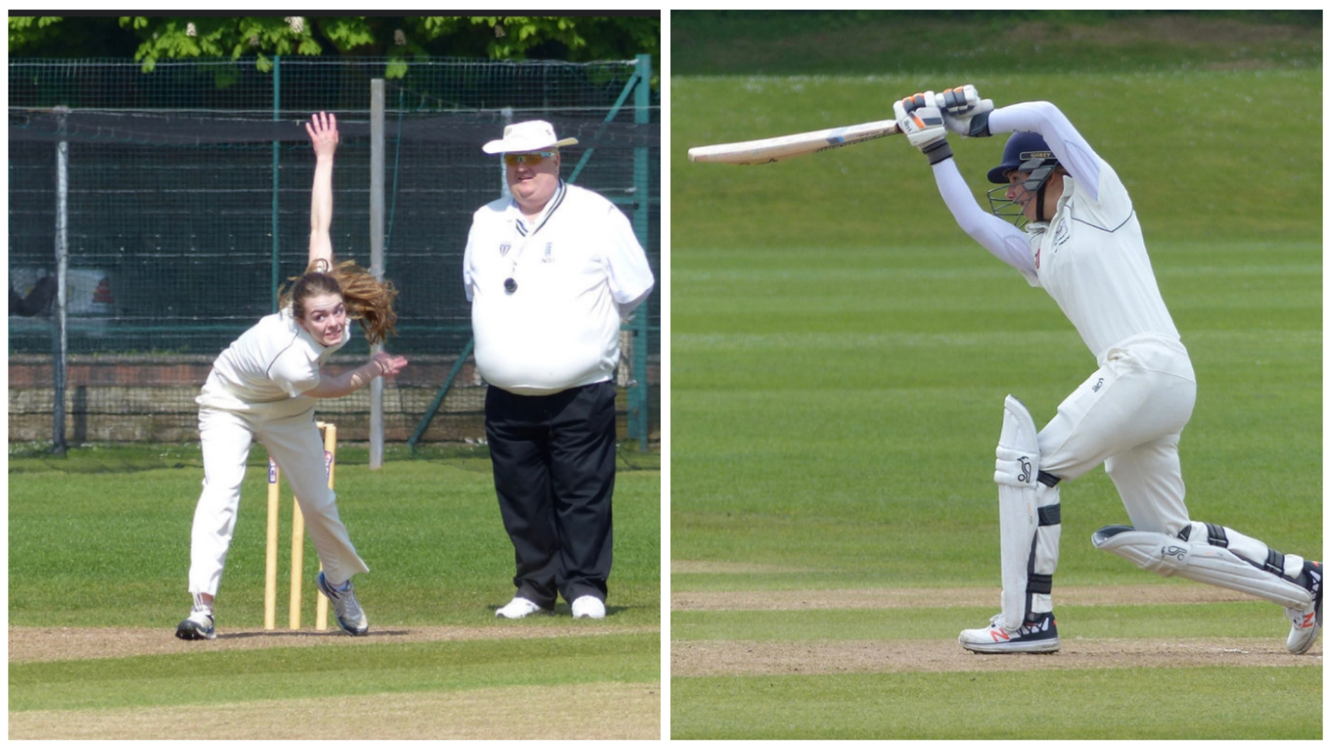 County women and girls match reports – week ending May 7