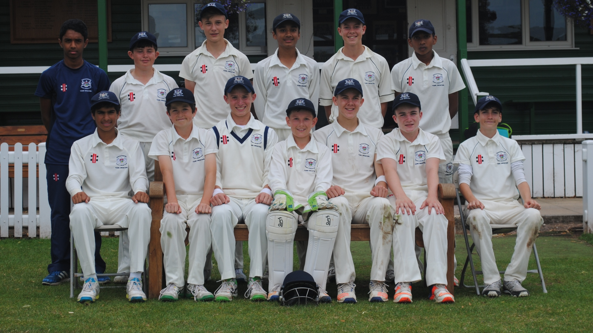 Under 14s narrowly miss out on Taunton title