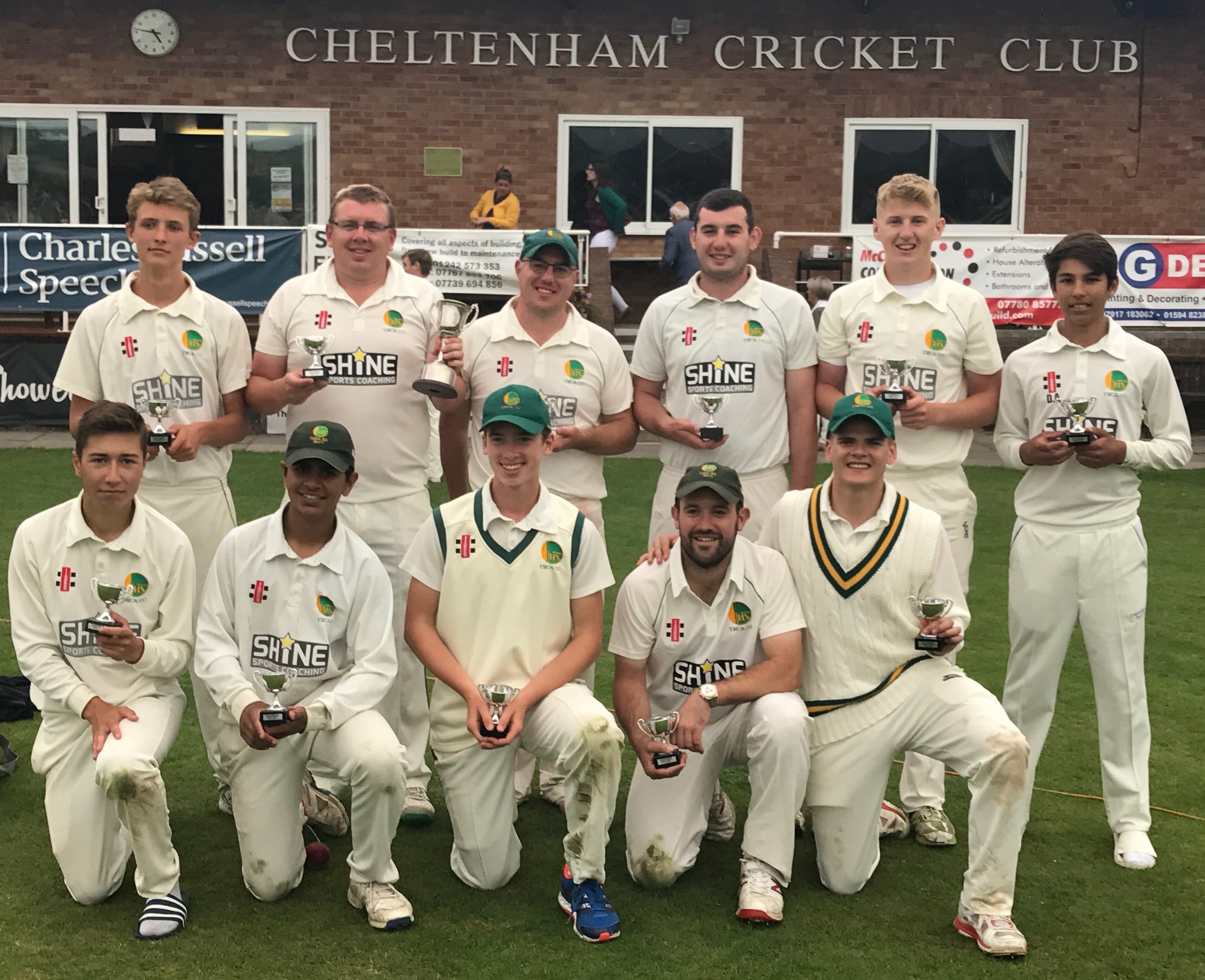 Bristol YMCA begin defence of Stuart Canvas Gloucestershire Trophy