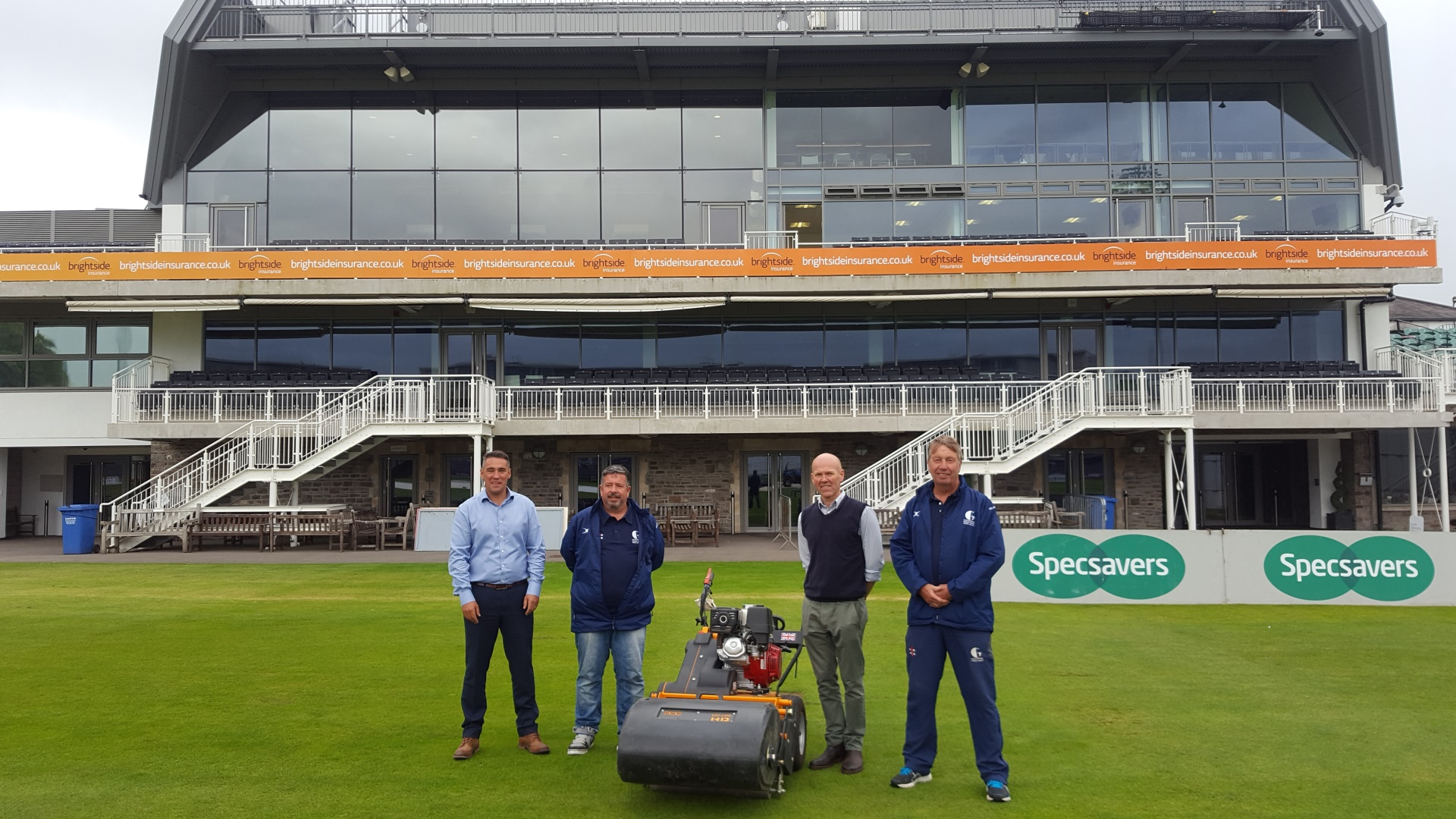 Clubs can save money on groundcare machinery thanks to Lister Wilder partnership