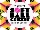 Women's Indoor Soft Ball Leagues – sign up now