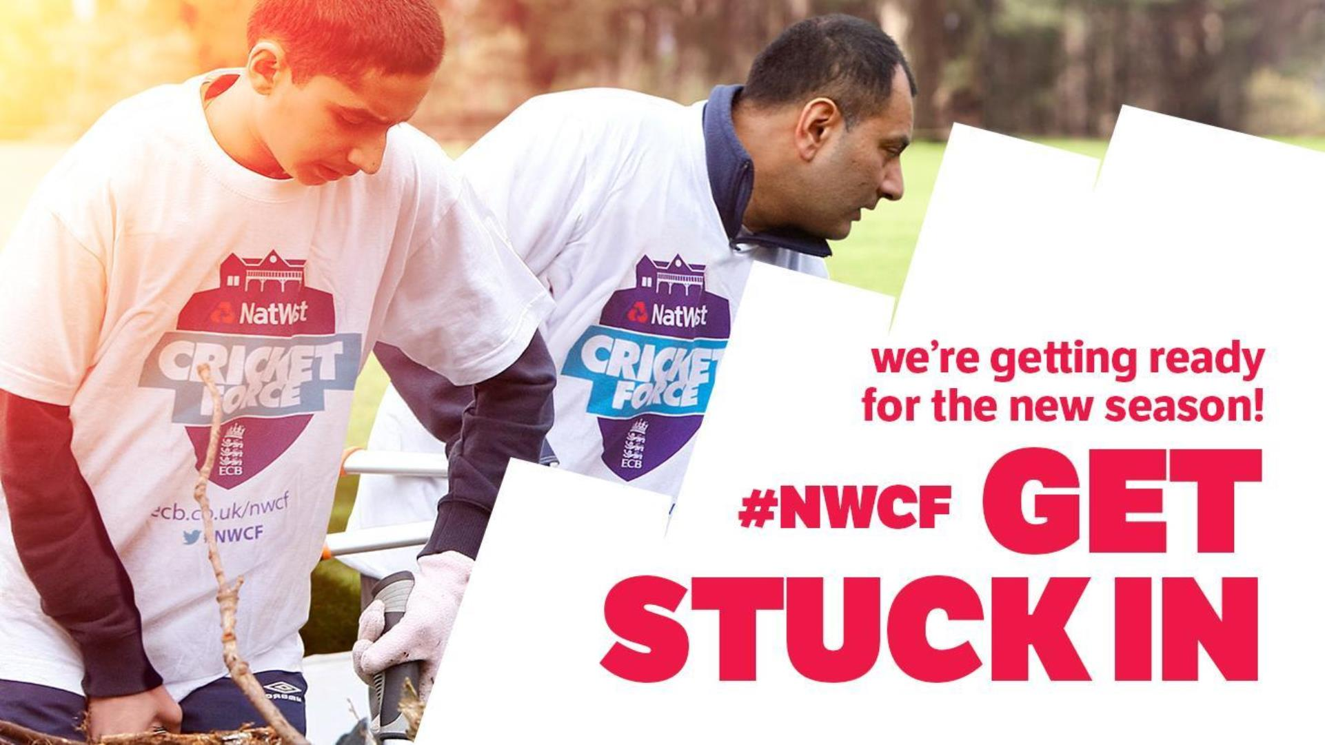 Sign up now for NatWest CricketForce 2019