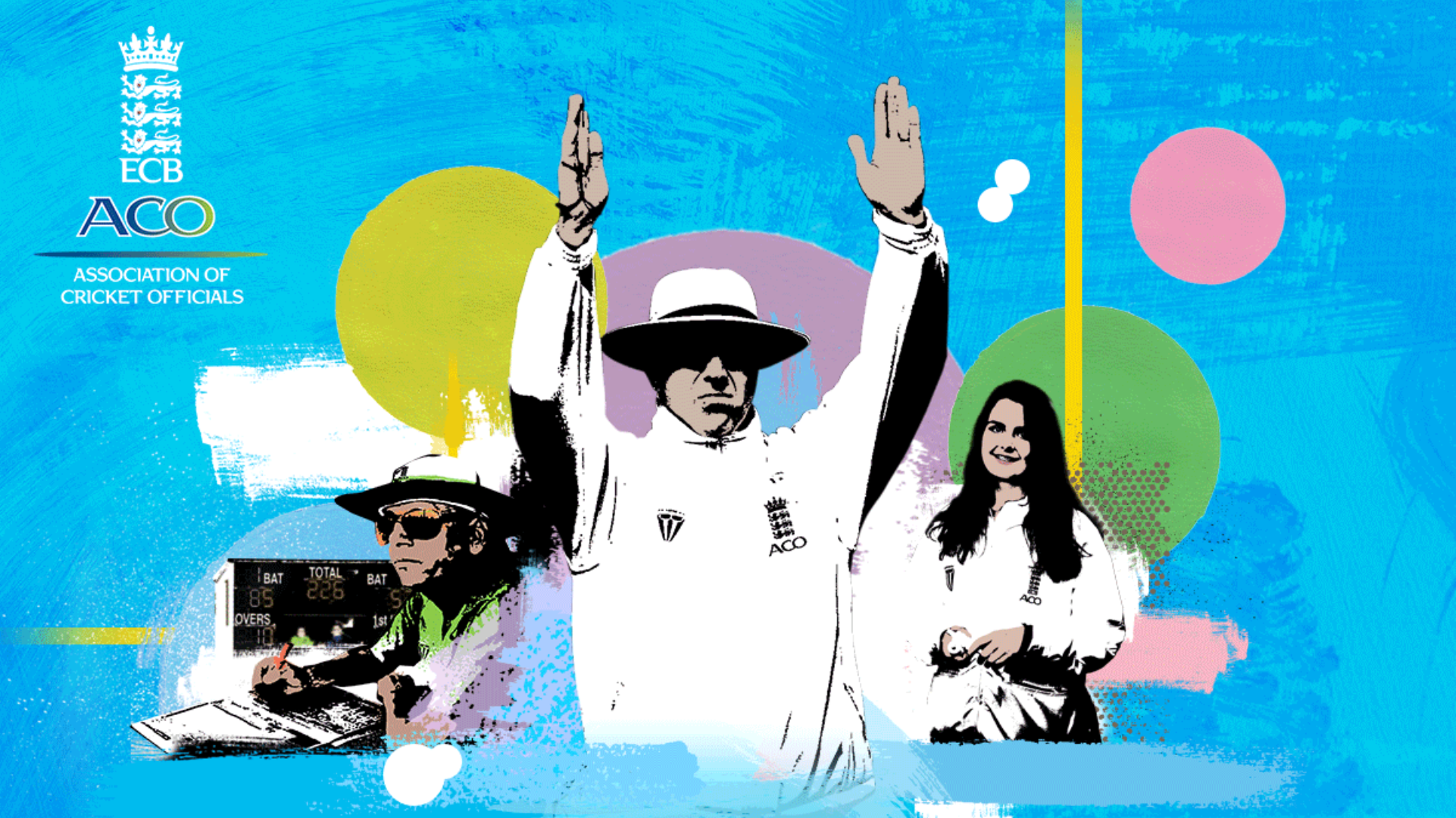 ACO launch free online Umpire and Scorer Courses