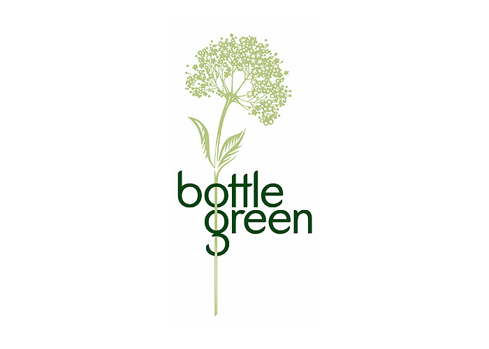 Bottle Green (Logo)