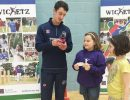 Tavare gives batting masterclass at Wicketz sessions