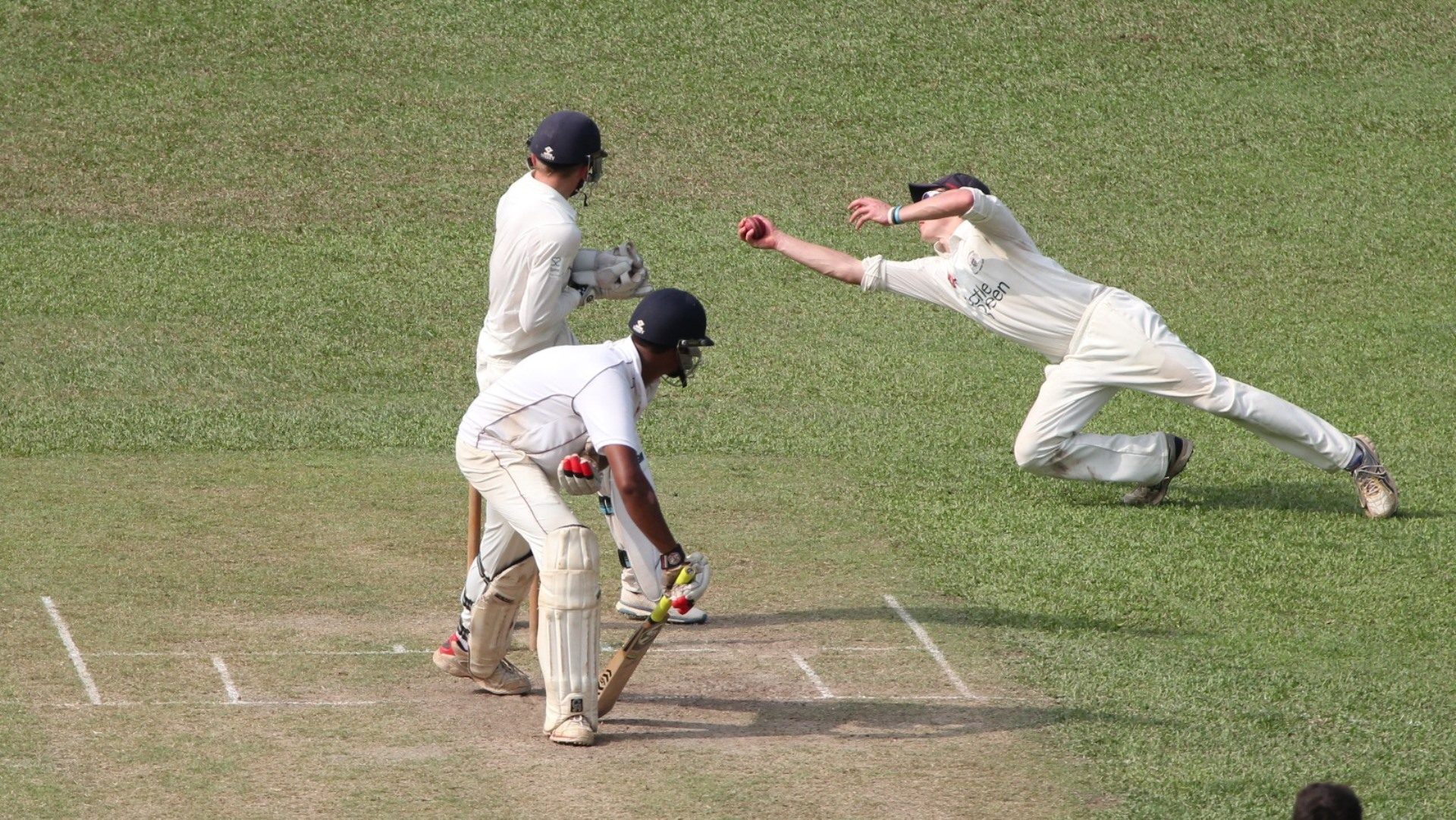 Ayres onslaught helps Glos maintain 100% tour record