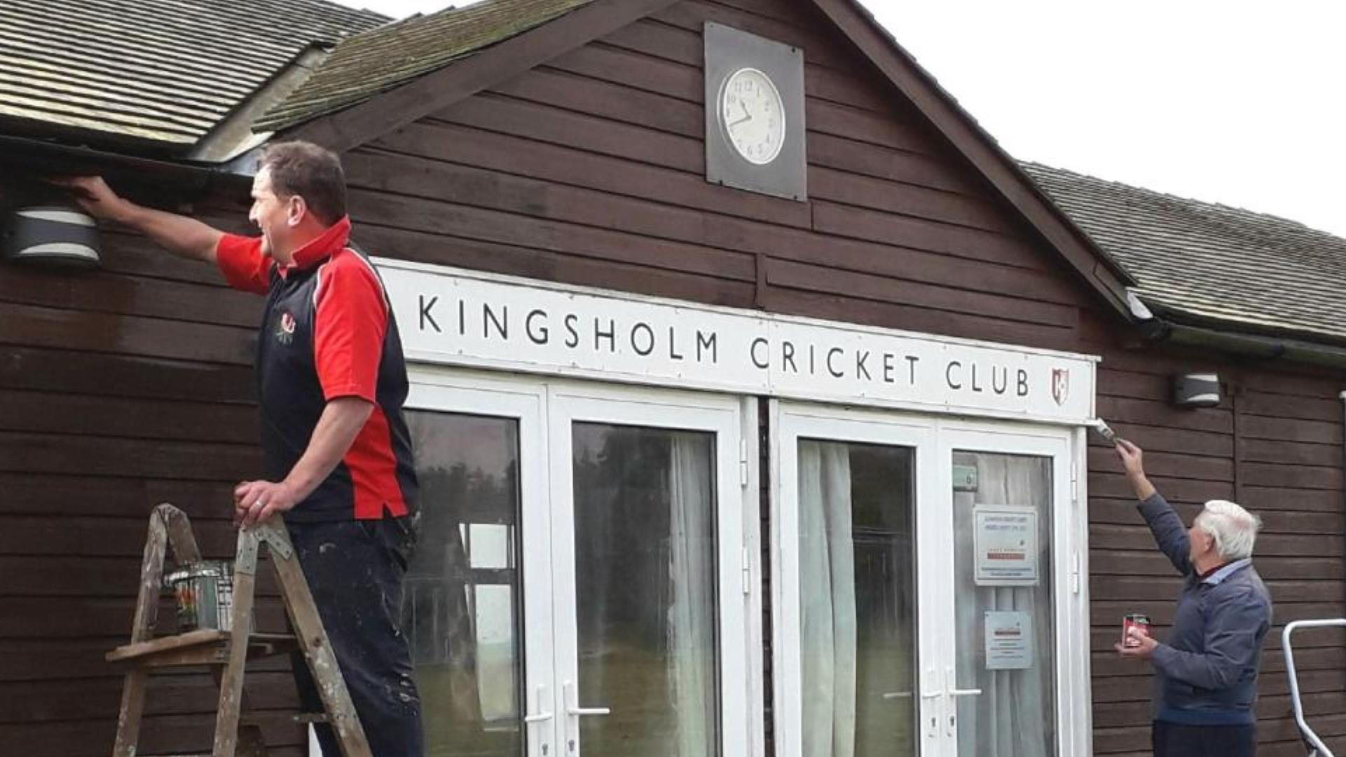 Volunteers brave the weather for CricketForce 2018 – with photo gallery