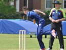 County match reports week ending May 20