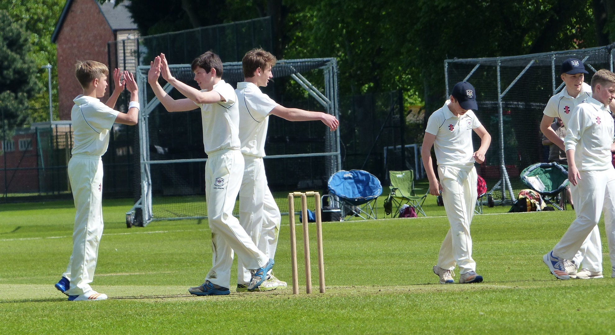Latest district and county development match reports