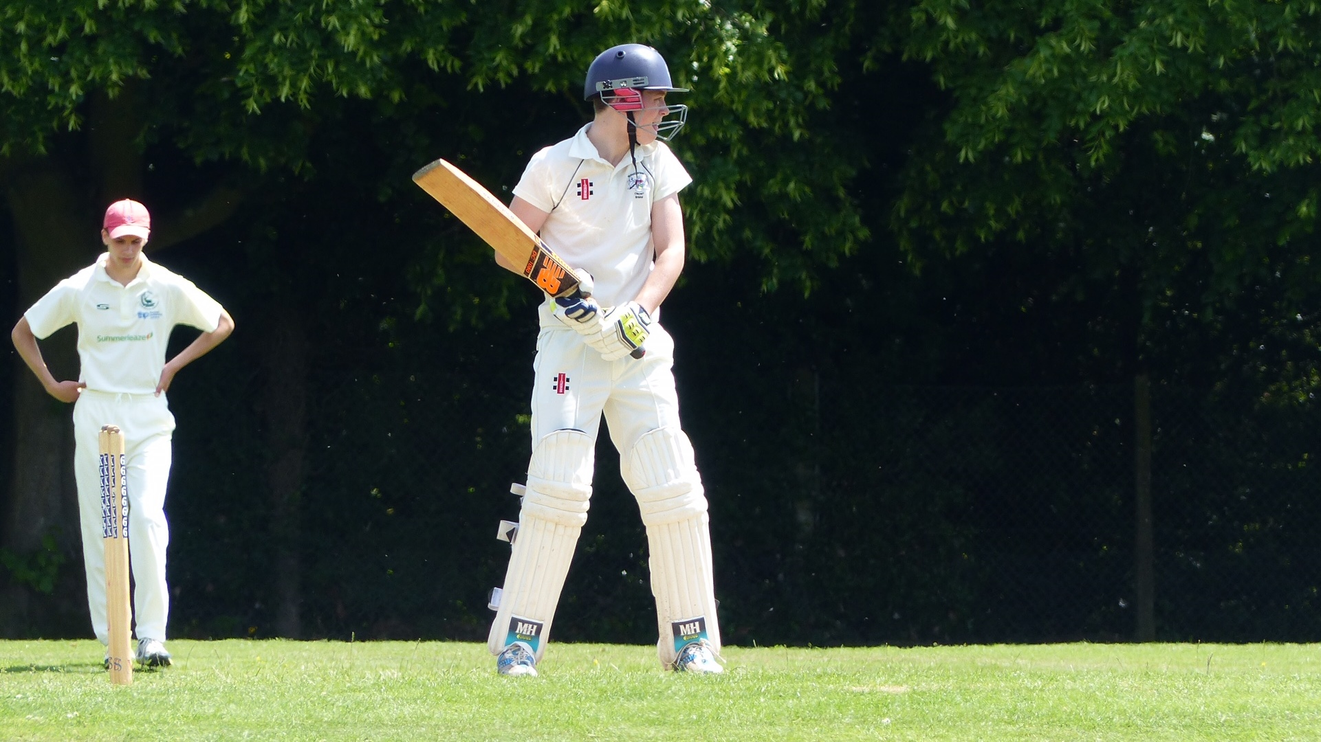 County match reports week ending June 10