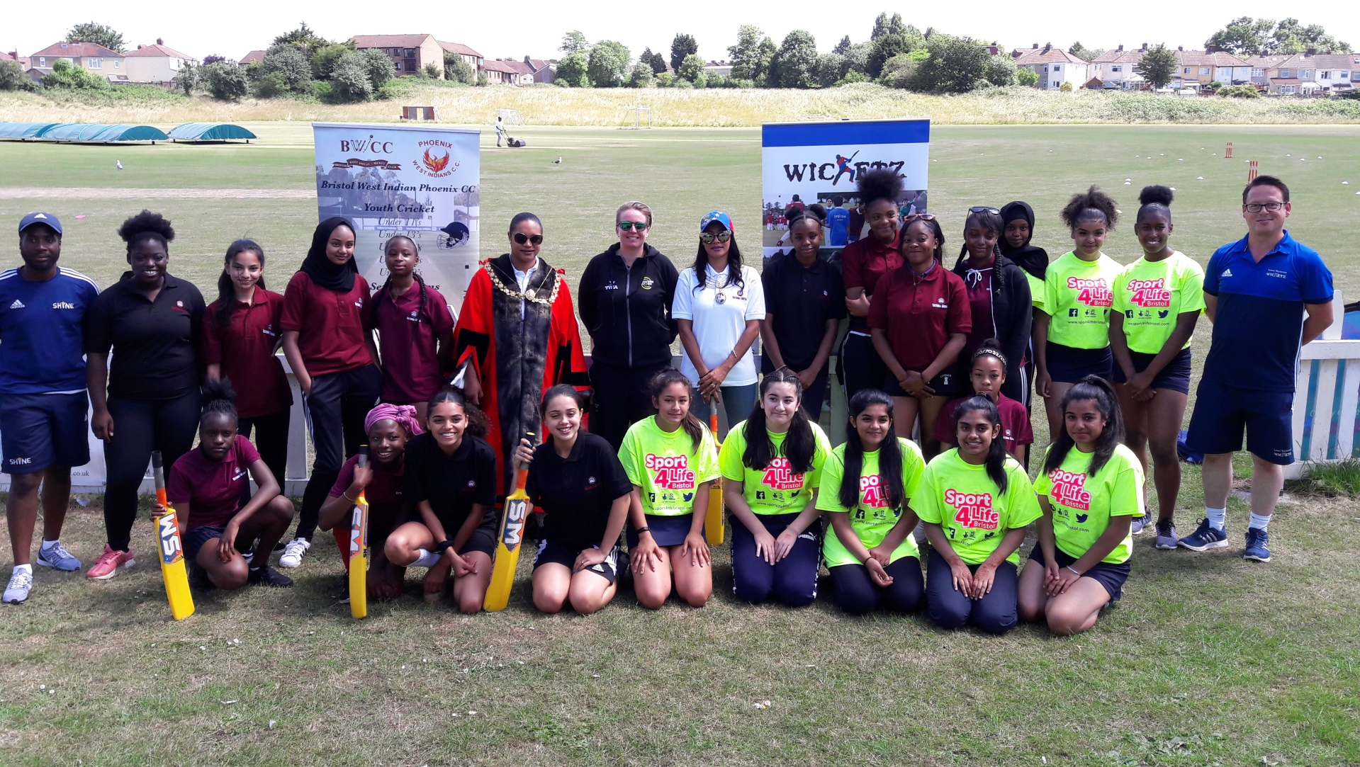 Wicketz Bristol runs Windrush legacy event at Lord Mayor's invitation