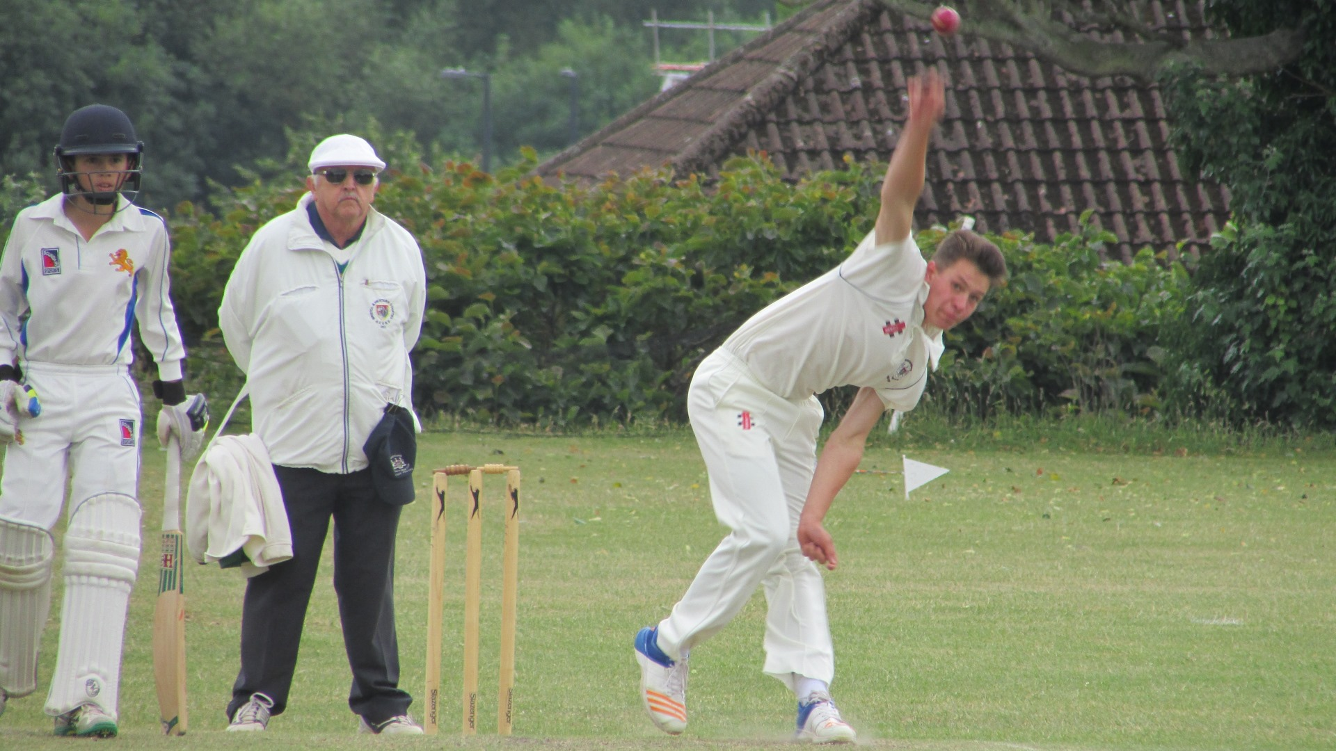 Saleem in south west squad skippered by Naish