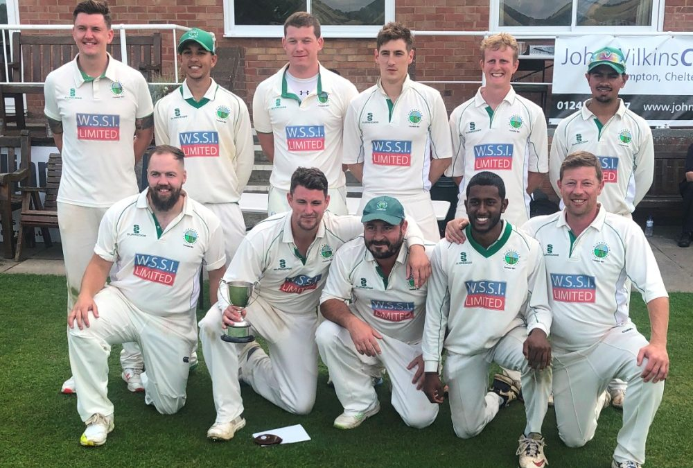 Bishopston trump Cheltenham to retain the Stuart Canvas Gloucestershire Cup
