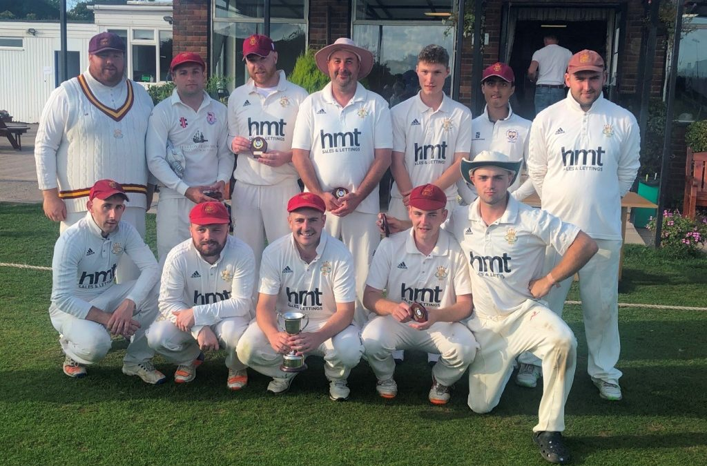 Charlton Kings lift Stuart Canvas Gloucestershire Trophy