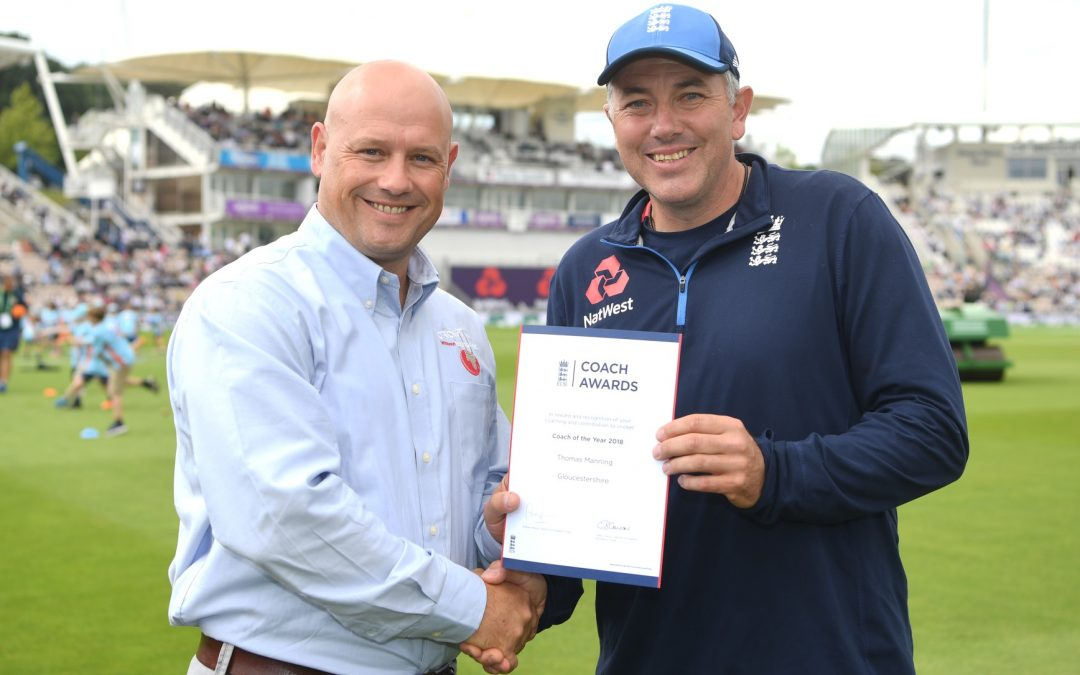 Nominations open for 2019 ECB Coach Awards