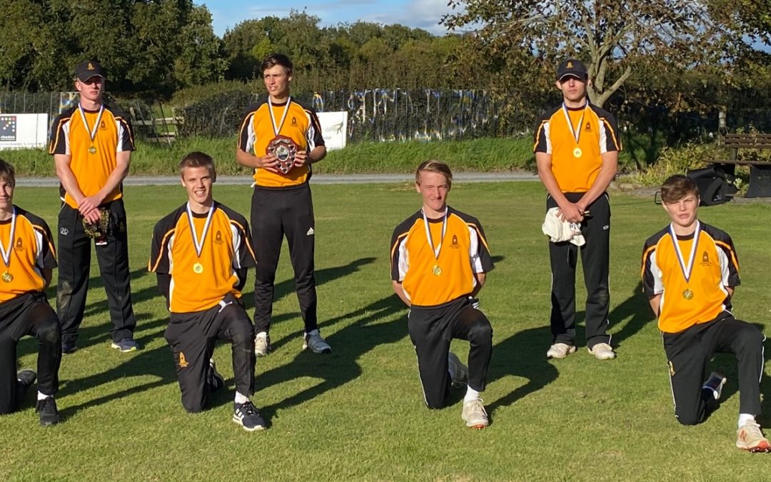 Dumbleton clinch Marsh Commercial U16 T20 title
