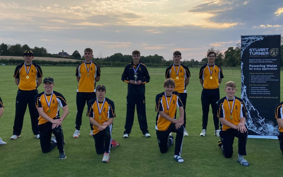 Dumbleton clinch first Gloucestershire Vitality U19 T20 title