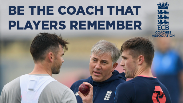 ECB Coaches Association News and Membership Information