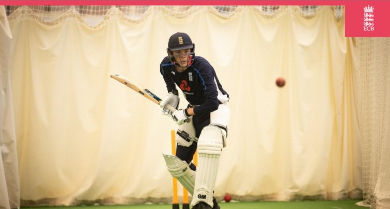 ECB Update COVID-19 Guidance for Cricket Indoors