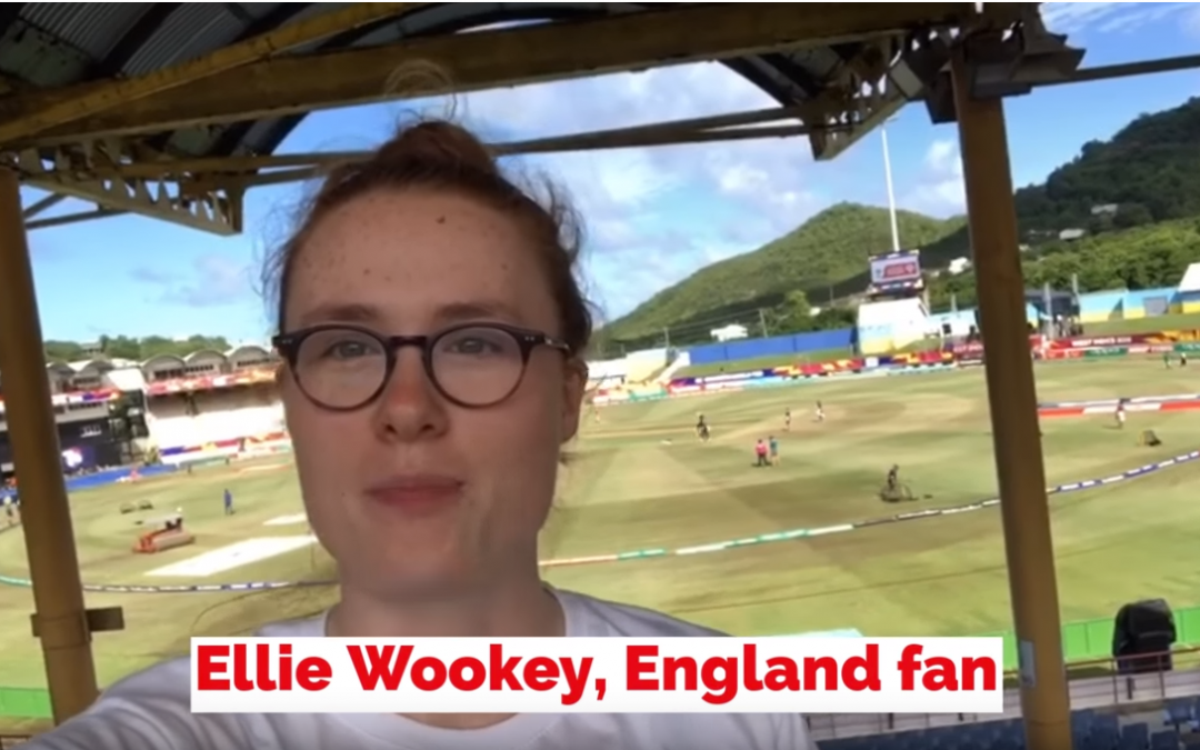 Wookey reports from the World T20: Phoenix player becomes Cricketer correspondent