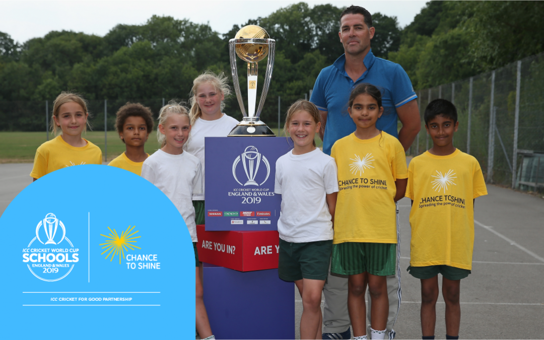 Competition: Bring the Cricket World Cup Trophy to Your Club