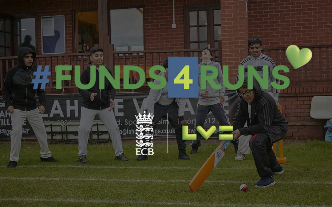 ECB and LV= General Insurance launch #Funds4Runs