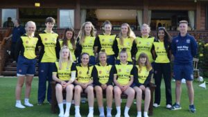 Glocuestershire Women County Cricket