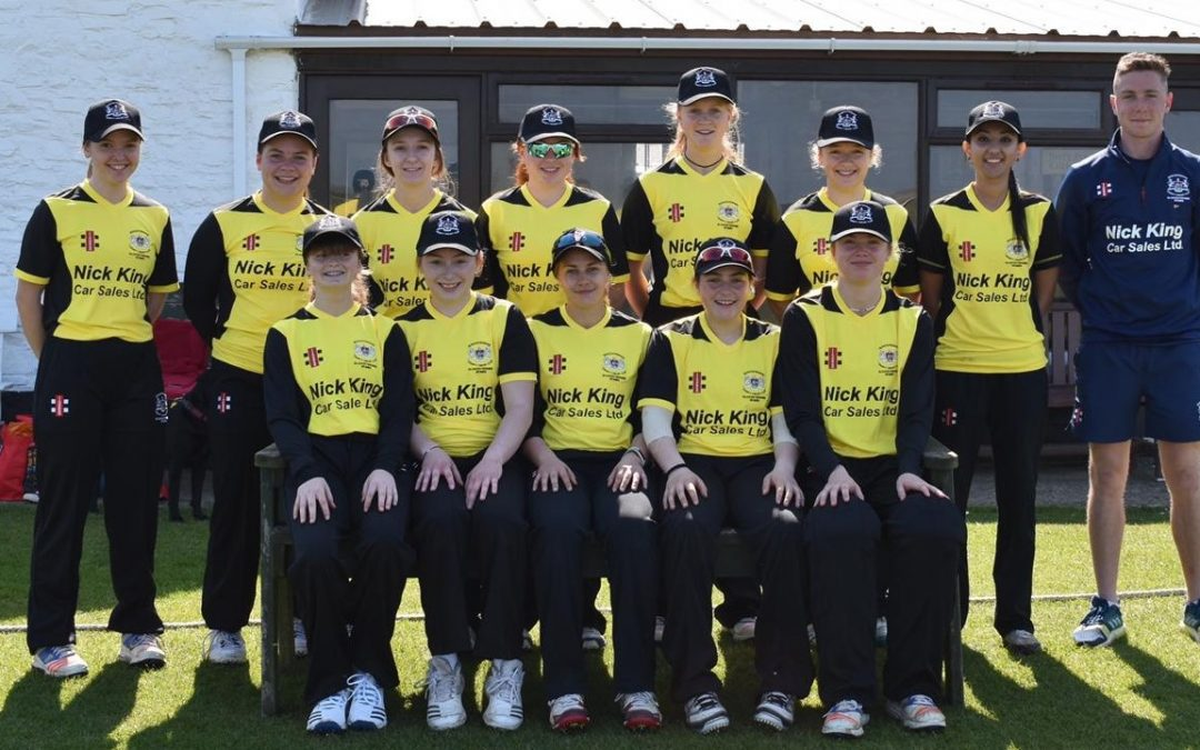 Ashford in the runs but Glos Women suffer double defeat