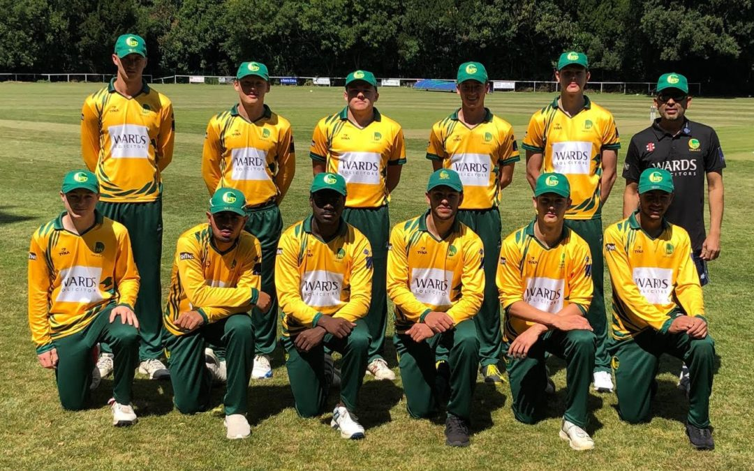 Flying start for Golden Hill under-19s