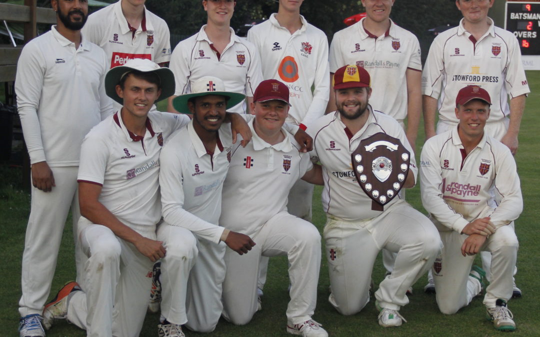 Hatherley & Reddings clinch T20 Blast honours