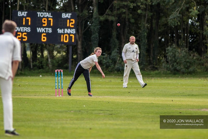 Big boost across the county for women's and girls' cricket