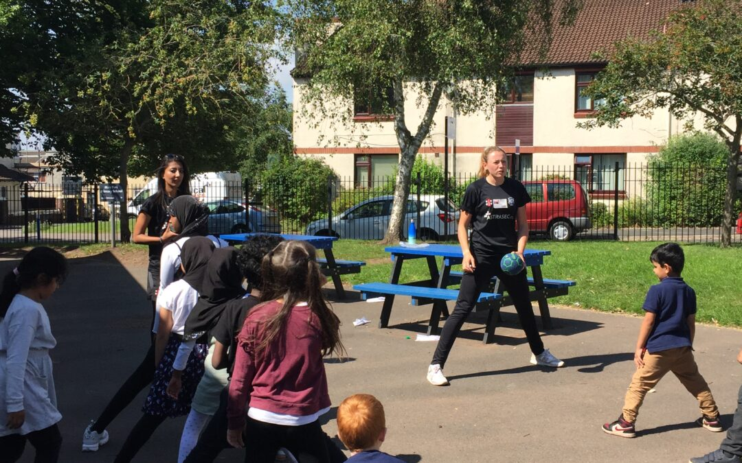Using our partnerships to make a difference to disadvantaged children in Bristol